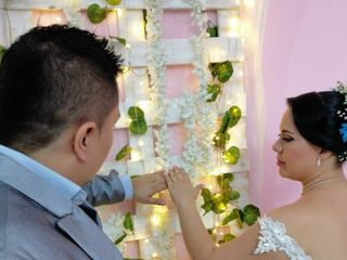 El matrimonio de Tatiana y Jorge 3