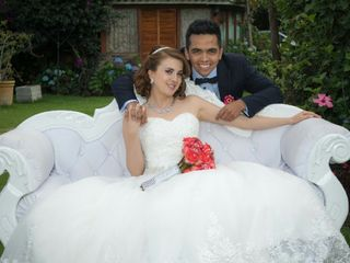 El matrimonio de Pilar  y Alvaro