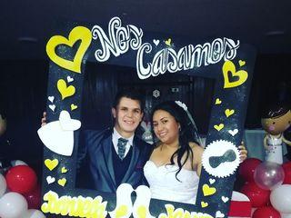 El matrimonio de Daniela y Jesús 1