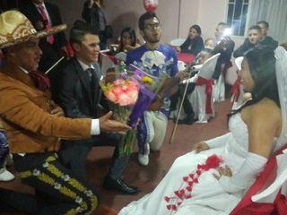El matrimonio de Daniela y Jesús 2