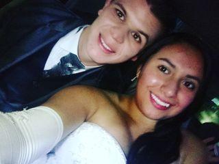 El matrimonio de Daniela y Jesús