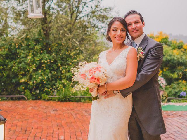 El matrimonio de Gustavo y Maira