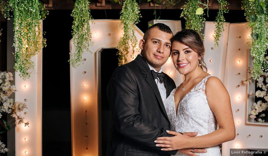El matrimonio de Andrés Felipe y Estefanía en Armenia, Quindío