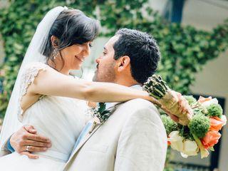 El matrimonio de Nataly y Mauro