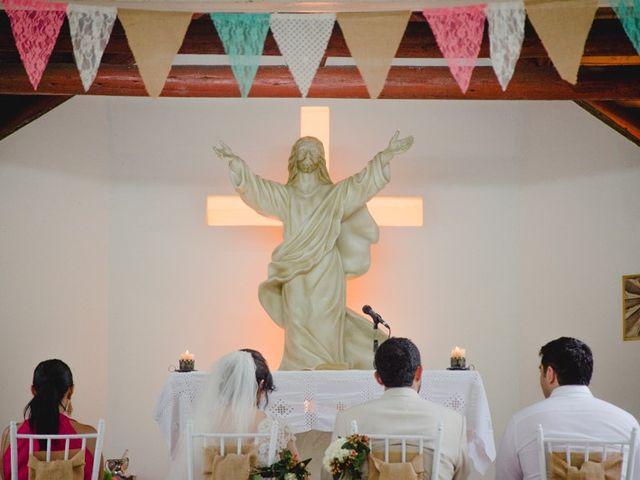 El matrimonio de Mauro y Nataly en Silvania, Cundinamarca 15