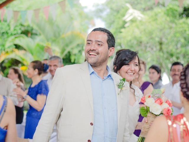El matrimonio de Mauro y Nataly en Silvania, Cundinamarca 16