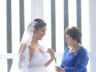 El matrimonio de Cristina y Juan Carlos 2
