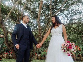 El matrimonio de Jorge y Karen 3