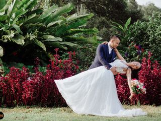 El matrimonio de Jorge y Karen