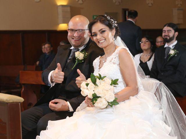El matrimonio de Javier y Jennifer en Bogotá, Bogotá DC 8