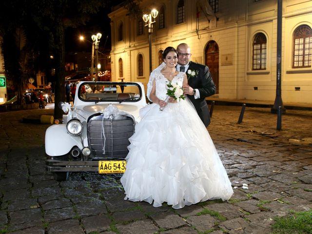 El matrimonio de Javier y Jennifer en Bogotá, Bogotá DC 12