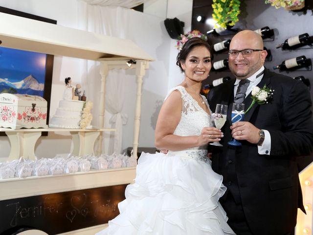 El matrimonio de Javier y Jennifer en Bogotá, Bogotá DC 15