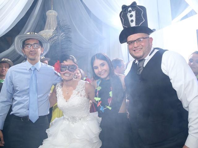 El matrimonio de Javier y Jennifer en Bogotá, Bogotá DC 22