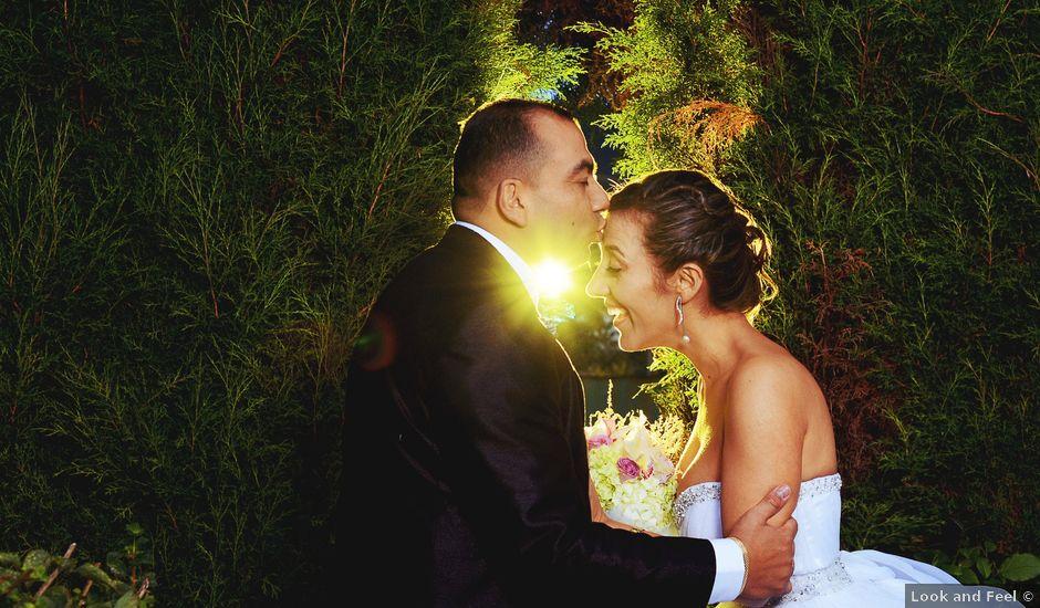 El matrimonio de Juan Carlos y Cristina en Chía, Cundinamarca