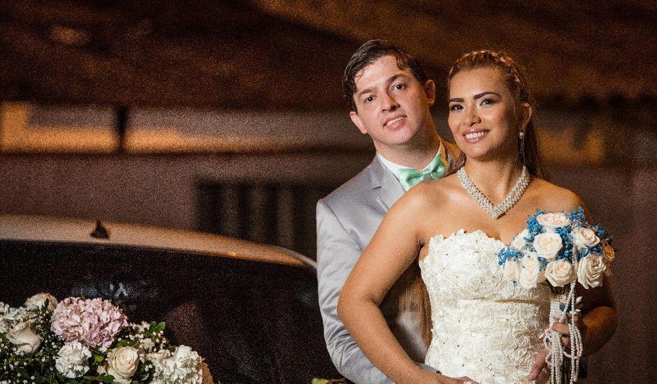 El matrimonio de David  y María Eugenia  en Buenaventura, Valle del Cauca