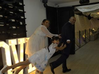 El matrimonio de Diana Carolina  y Juan Carlos  1