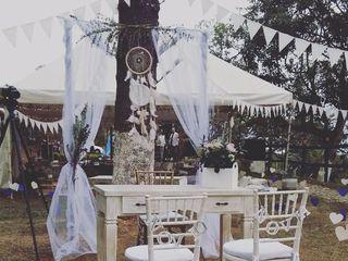 El matrimonio de Erika y Andrés 2