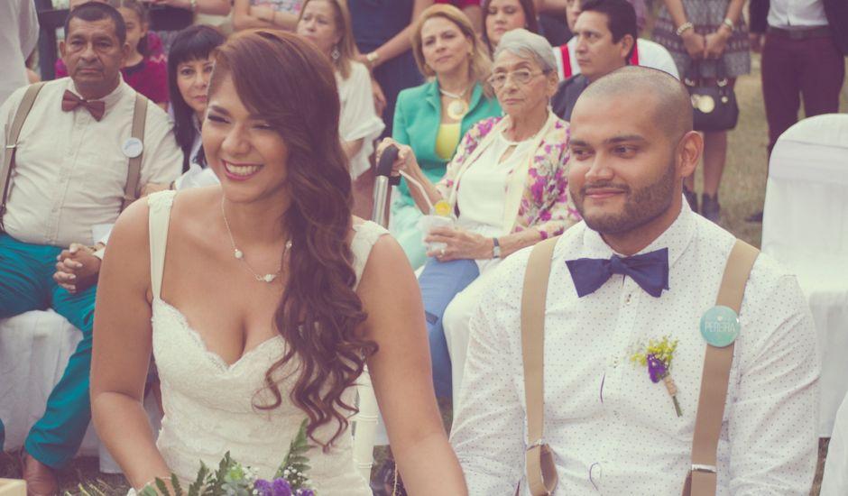El matrimonio de Andrés y Erika en Barbosa, Antioquia