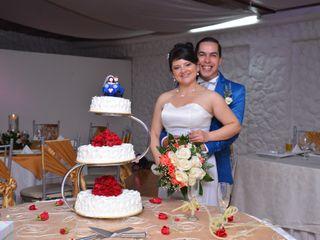 El matrimonio de William y Yineth