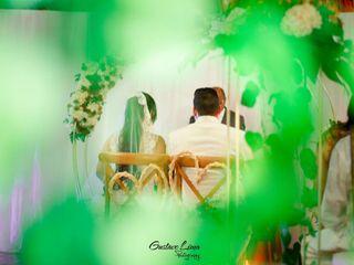 El matrimonio de Jhennyfer y Juan David  1