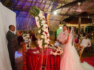 El matrimonio de Jhennyfer y Juan David  2