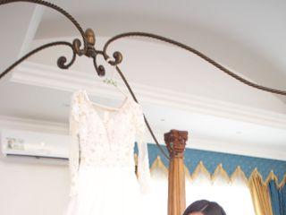 El matrimonio de Daniella y Pank 2
