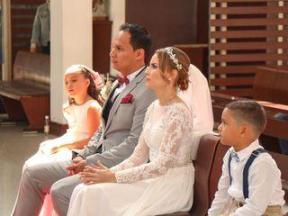 El matrimonio de Lina y Alejandro 1