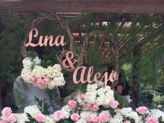 El matrimonio de Lina y Alejandro 2