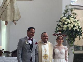 El matrimonio de Lina y Alejandro