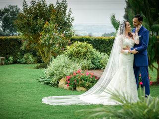 El matrimonio de Jorge y Johanna