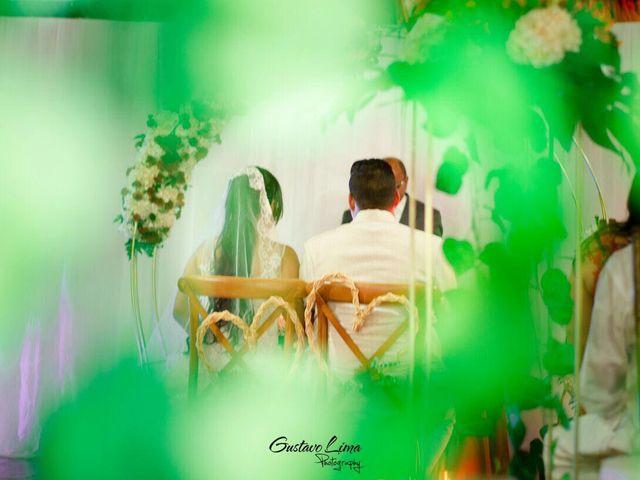 El matrimonio de Juan David  y Jhennyfer en Valledupar, Cesar 1