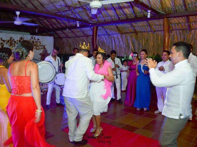 El matrimonio de Juan David  y Jhennyfer en Valledupar, Cesar 3