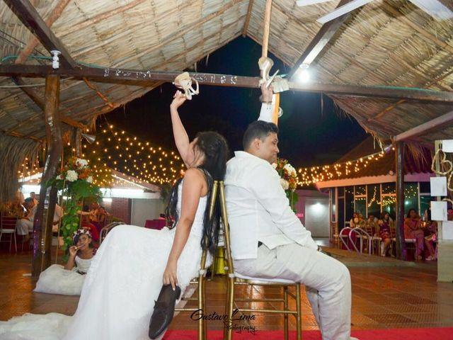El matrimonio de Juan David  y Jhennyfer en Valledupar, Cesar 4