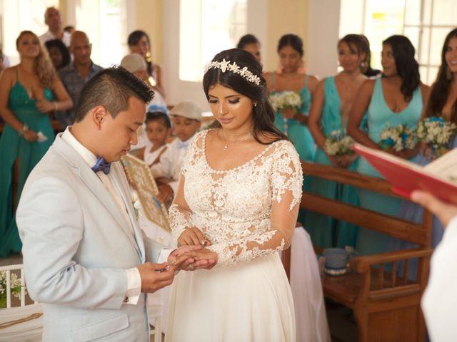 El matrimonio de Pank y Daniella en San Andrés, Archipiélago de San Andrés 31