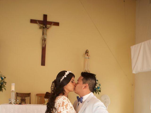 El matrimonio de Pank y Daniella en San Andrés, Archipiélago de San Andrés 33