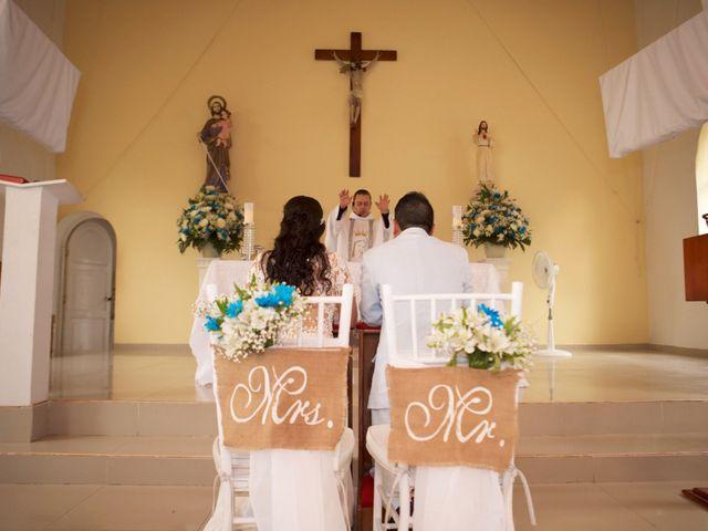 El matrimonio de Pank y Daniella en San Andrés, Archipiélago de San Andrés 34