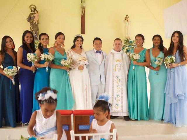 El matrimonio de Pank y Daniella en San Andrés, Archipiélago de San Andrés 35