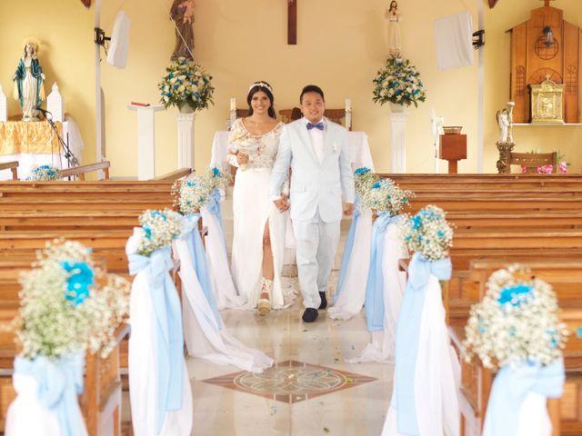 El matrimonio de Pank y Daniella en San Andrés, Archipiélago de San Andrés 36