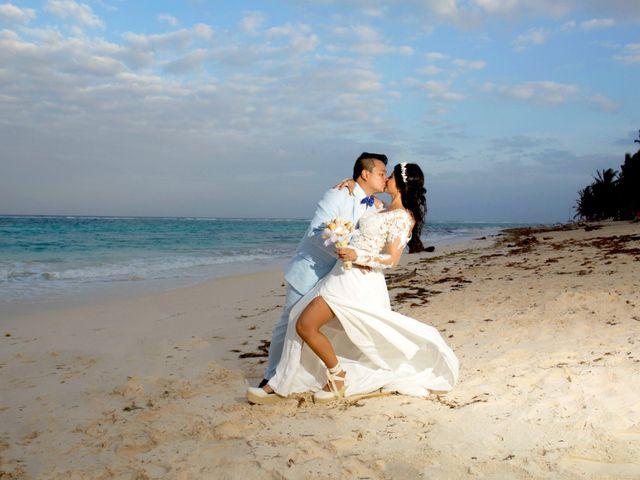 El matrimonio de Pank y Daniella en San Andrés, Archipiélago de San Andrés 38