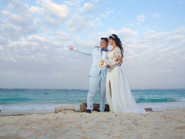 El matrimonio de Pank y Daniella en San Andrés, Archipiélago de San Andrés 39
