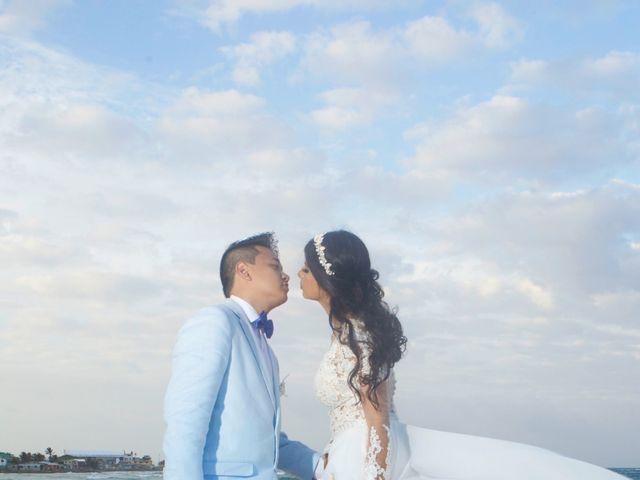 El matrimonio de Pank y Daniella en San Andrés, Archipiélago de San Andrés 40