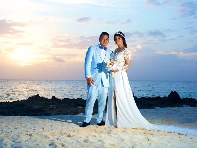 El matrimonio de Daniella y Pank