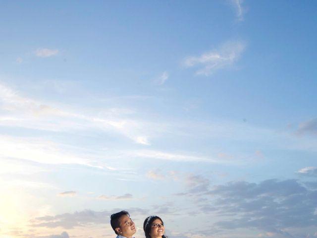El matrimonio de Pank y Daniella en San Andrés, Archipiélago de San Andrés 42