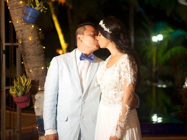 El matrimonio de Pank y Daniella en San Andrés, Archipiélago de San Andrés 50