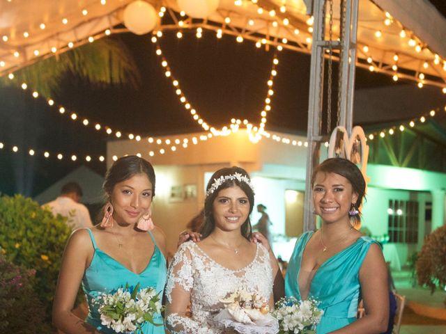 El matrimonio de Pank y Daniella en San Andrés, Archipiélago de San Andrés 52