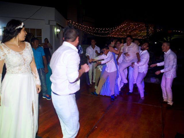 El matrimonio de Pank y Daniella en San Andrés, Archipiélago de San Andrés 59