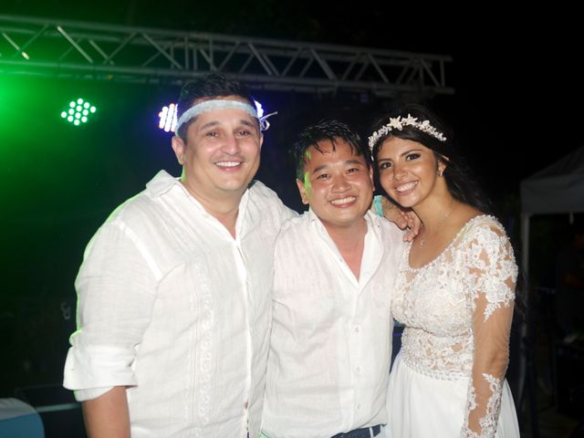 El matrimonio de Pank y Daniella en San Andrés, Archipiélago de San Andrés 61