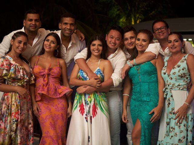 El matrimonio de Pank y Daniella en San Andrés, Archipiélago de San Andrés 63