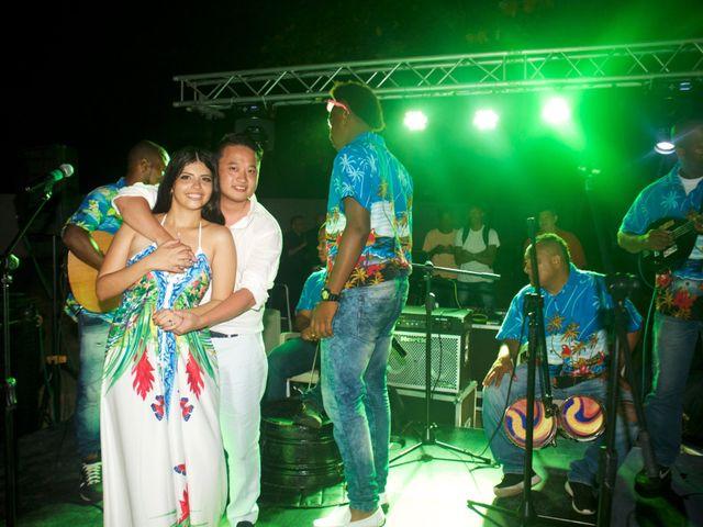 El matrimonio de Pank y Daniella en San Andrés, Archipiélago de San Andrés 65