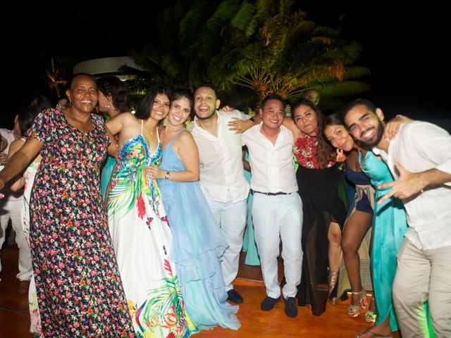 El matrimonio de Pank y Daniella en San Andrés, Archipiélago de San Andrés 67